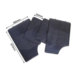 JBM Tools | Set van universele rubberen matjes aan de achterzijde