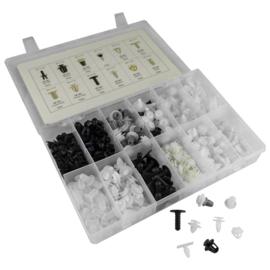 JBM Tools | Sets van plastic clips voor peugeot/citroen