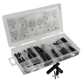 JBM Tools | set van cilindrische pennen 120-Delig