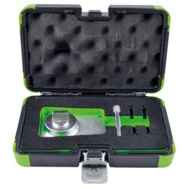 JBM Tools | Gereedschap voor instelling van de motor-tandriem voor opel/vauxhall/chevrolet 2,0cdi
