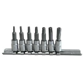 JBM Tools | Veiligheids bit set 5-kant ts