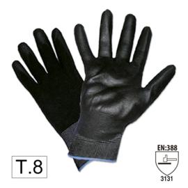 JBM Tools | PALM PU COATED GLOVES T.8