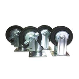 JBM Tools | SET VAN 4 WIELEN VOOR KAST. REF. 52360