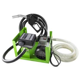 JBM Tools | DIESEL BRANDSTOFPOMP MET DOSEERAPPARAAT EN INDICATOR (200-240 V)