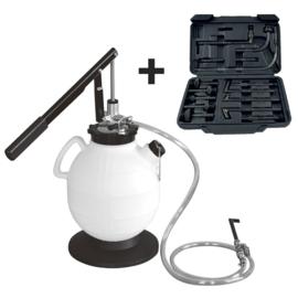 JBM Tools | Vulsysteem van de transmissie-olie 7,5 liter