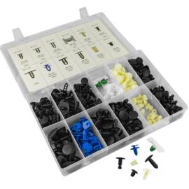 JBM Tools | Sets van plastic clips voor fiat | bekledingclips