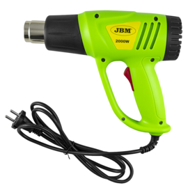 JBM Tools | Hete lucht pistool 2000w