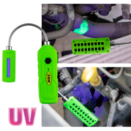 JBM Tools Flexibele UV-COB lamp draagbaar op magneetbasis