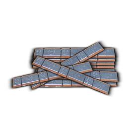 JBM Tools    Zelfklevend zinken contragewicht in tablet van 45 gram.