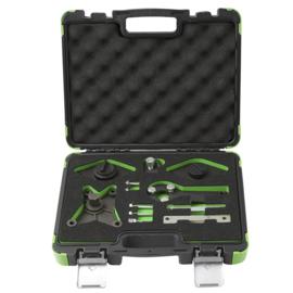 JBM Tools | Gereedschap voor instelling van de motor-tandriem voor fiat/alfa/ford