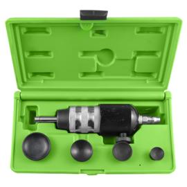 JBM Tools | Pneumatische machine voor kleppen slijpen