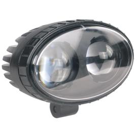 JBM Tools | Veiligheidslicht voor heftruck | Ovaal | Waterbestendig