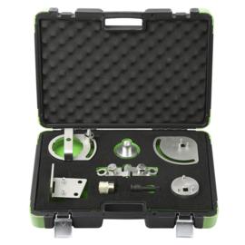 JBM Tools | Gereedschap voor instelling van de motor-tandriem voor volvo 3,0/3,2t6 freelander2 3,2i