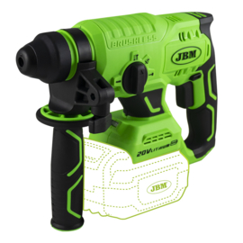 JBM Tools | BRUSHLESS ROTARY HAMMER