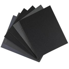 JBM Tools | Set van 6 schuurpapier voor gids 53673