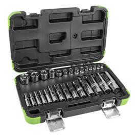 JBM Tools | Torx koppen set, 28 artikelen