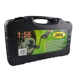 JBM Tools | Set van draaimoment scharniermulti- plicator voor vrachtwagens