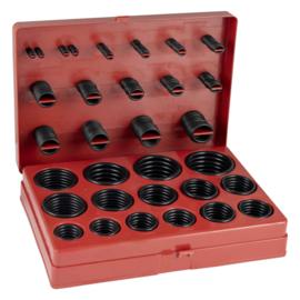 JBM Tools | O-ring rubber - O-ringen assortiment 386 Delig