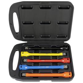 JBM Tools | Set van verlengsnoeren met een koppel limiet