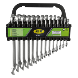 JBM Tools | SET VAN 14 COMBINATIESLEUTELS