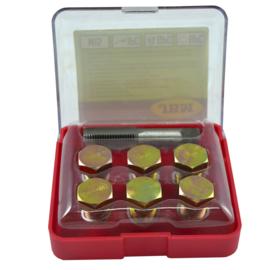 JBm Tools | Schroefdraad reparatieset olie aftapplug ( M-15 )