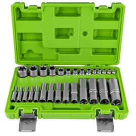 JBM Tools | Set van torx-doppen, 28-delig