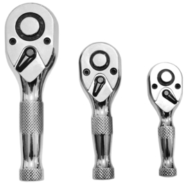 JBM Tools | 3-DELIGE VERKORTE RATCH-SET