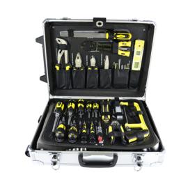 JBM Tools | Set van het aluminium gereedschap