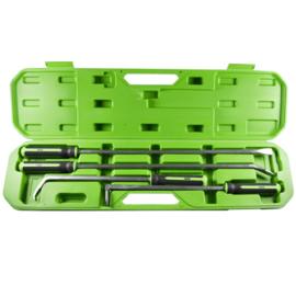 JBM Tools | Set van 4 extra lange hendels
