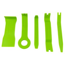 JBM Tools | 5 - Delig / dashboard / deurpaneel verwijderen | Auto demontage set /