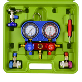 JBM Tools | SET VAN DIAGNOSTISCHE INSTRUMENTEN VOOR AIRCONDITIONING (BAR)
