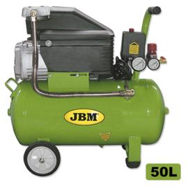 JBM Tools | PNEUMATISCHE COMPRESSOR 50L