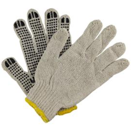 JBM Tools | Katoen handschoenen met versterkte handpalm