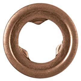JBM Tools | Zak met 30 koperen ringen voor injectoren - ø15.0x7.5x1.5 - FIAT (ref.53464)