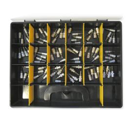 JBM Tools   Set van schroevendraaier doppen (bits)