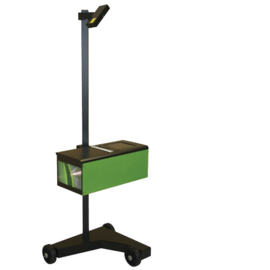 JBM Tools | Double koplampen-regelaar met laser en lichte-meter