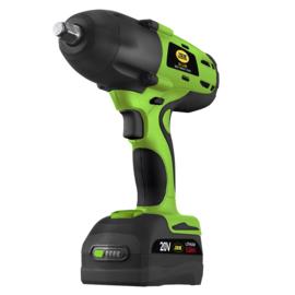 "JBM Tools | ELECTRISCHE SLAGMOERSLEUTEL 1/2"" 1220NM"