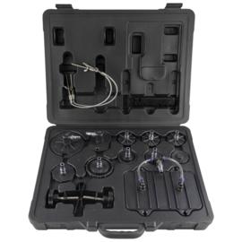 JBM Tools | Adapters set voor ref.521919 Remvloeistof adapters - universeel n°1 - universeel n°2 - universeel n°3 - universeel n°4 - Toepassingsgebied: GM/Chrysler/Nissan