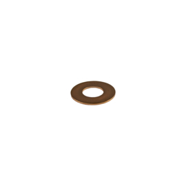 JBM Tools | Koperen ringen voor injector, 50 stuks (20,0 x 9,4 x 0,9mm)