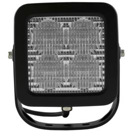 JBM Tools | 4 led werklamp, 40 w, vierkante, diffuus licht