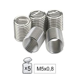 JBM Tools | Vervanging veren m5x0,8