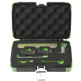 JBM Tools | Gereedschap voor instelling van de motor-tandriem voor alfa opel vauxhall 1,6/1,8 16v