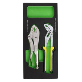 JBM Tools | Verstelbare waterpomptang + Drukbektang