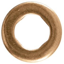 JBM Tools | Zak met 30 koperen ringen voor injectoren - ø13.0x7.5x2.5 - Renault (ref.53464) -