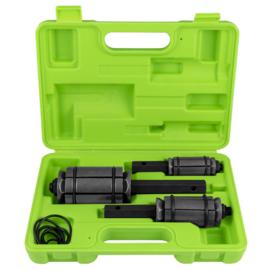 JBM Tools | Uitbreiding set voor uitlaat | 3-delig