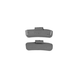 JBM Tools | Zink balanceergewichten voor disks van franse type