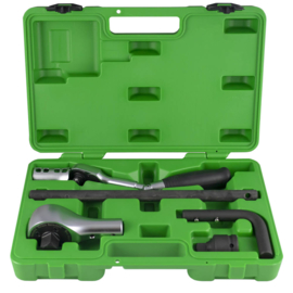 """JBM Tools   3/4 """"ratelversterker + 1/2"""" verloopstuk"""