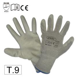 JBM Tools | Snijbestendig handschoen met tatelgevoel t.9