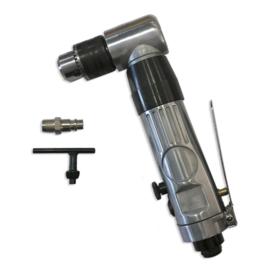 JBM Tools | Pneumatische omkeerbare boormachine met direkte hoek. 3/8