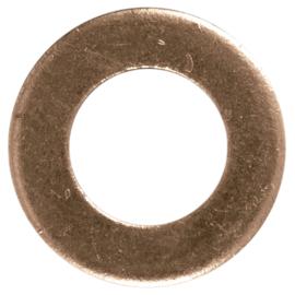 JBM Tools | Zak met 30 koperen ringen voor injectoren - ø13,5x7,5x1,5 - Ford (ref.53464)